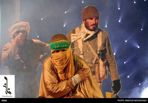 نمایش شهود و شهادت-یادواره پانصد شهید تکواندو