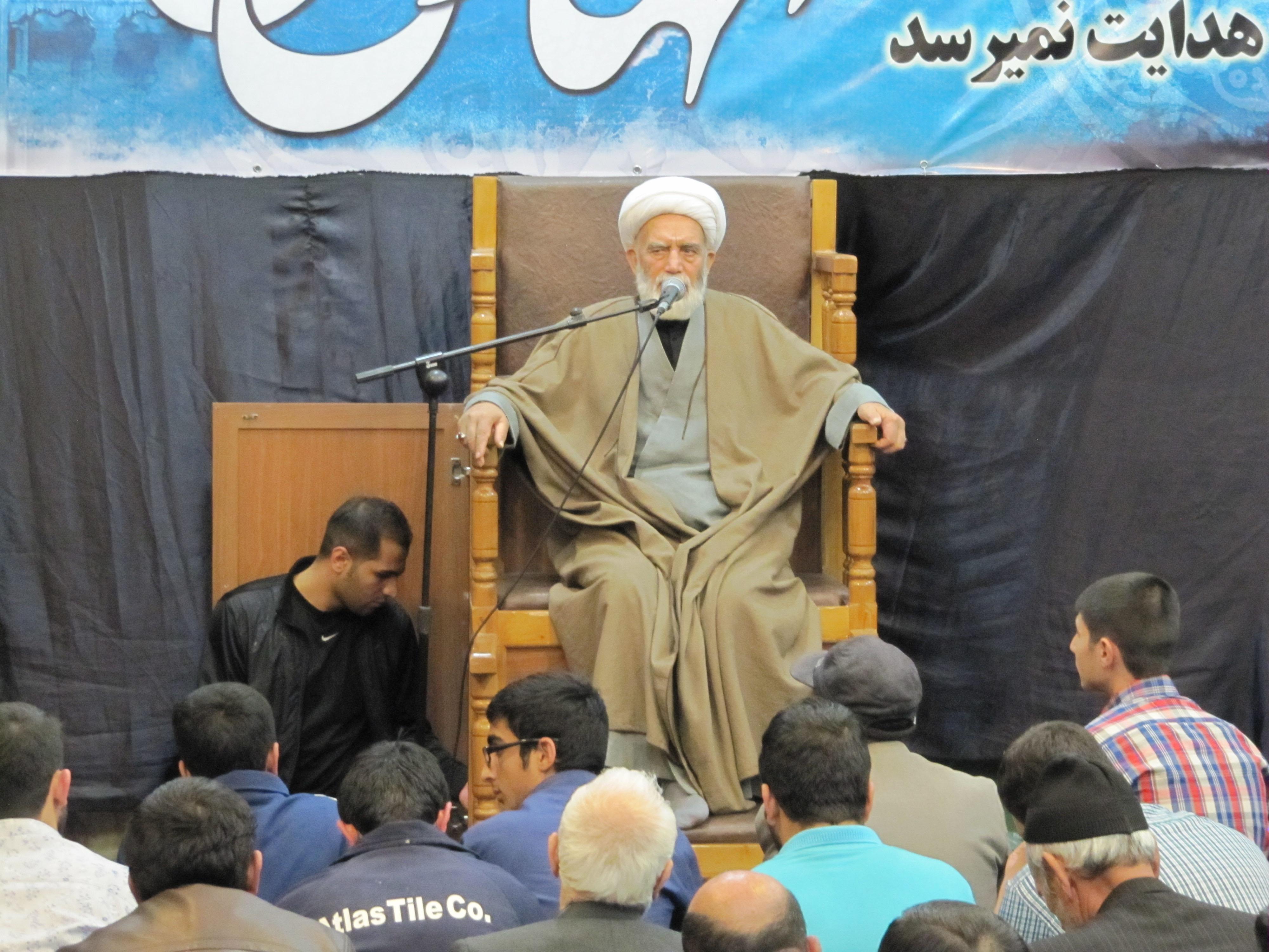 عکس های شام غریبان امام هادی (ع) 94