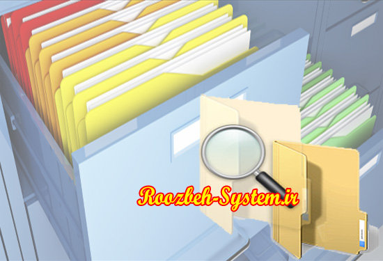 کار با دستور attrib برای خارج کردن فایل از حالت hidden سیستمی