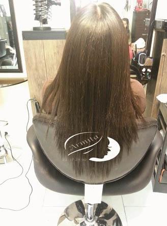 کراتینه برزیلی مو