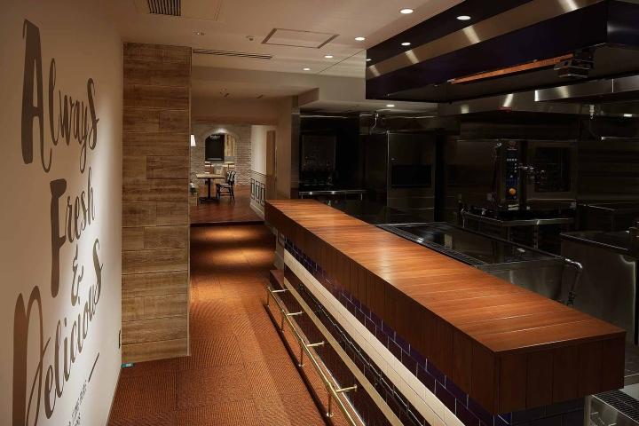 طراحی رستوران2