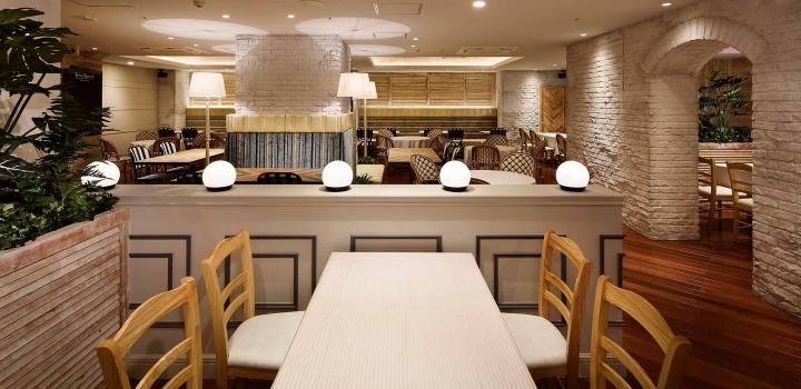 طراحی رستوران4