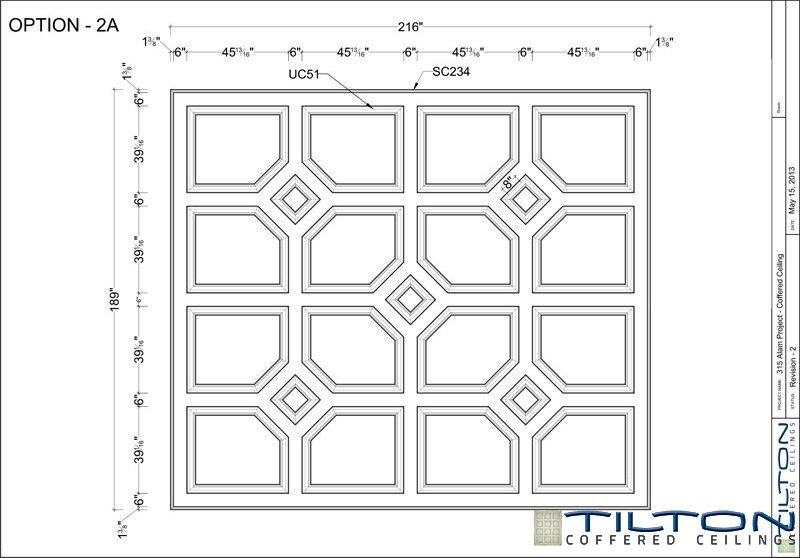 نقشه مناف سقف کلاسیک7