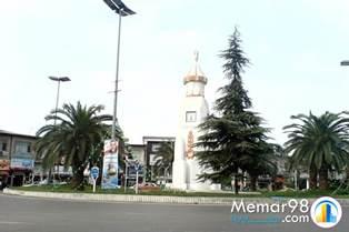 میدان طالقانی قائمشهر