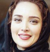 عکسهای بهنوش طباطبایی در افتتاحیه سی و پنجمین جشنواره فیلم فجر