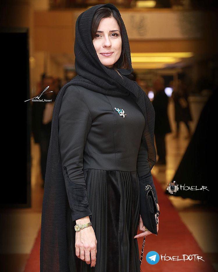 مجموعه عکسهای سارا بهرامی در 35 اُمین جشنواره فیلم فجر