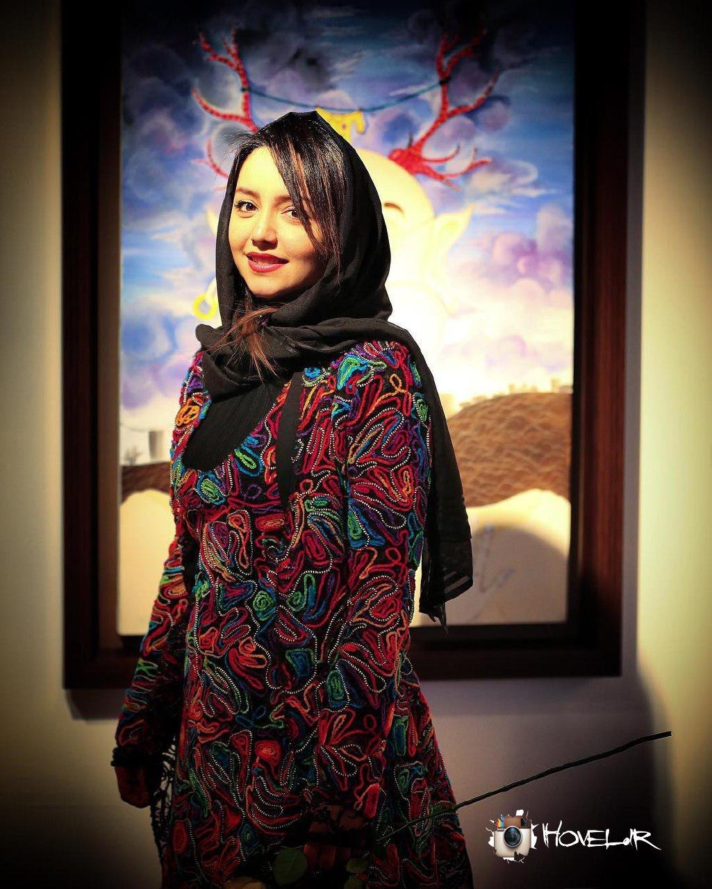 مجموعه تمام عکسهای نازنین بیاتی در 35 اُمین جشنواره فیلم فجر