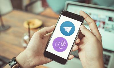 تبدیل متن فارسی به گفتار از طریق تلگرام