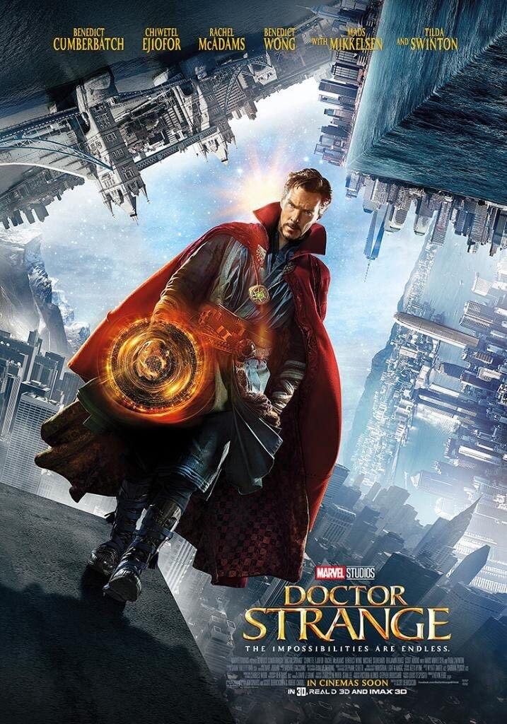 دانلود فیلم جدید Doctor Strange 2016 با لینک مستقیم