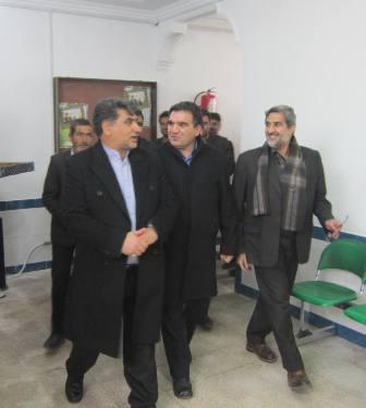 افتتاح اداره کمیته امداد روداب