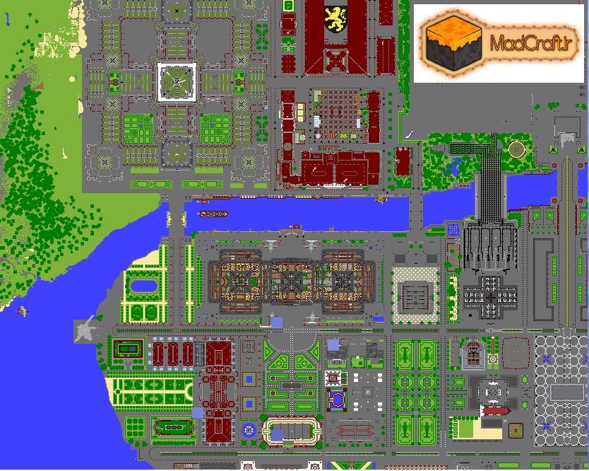 نقشه مپ