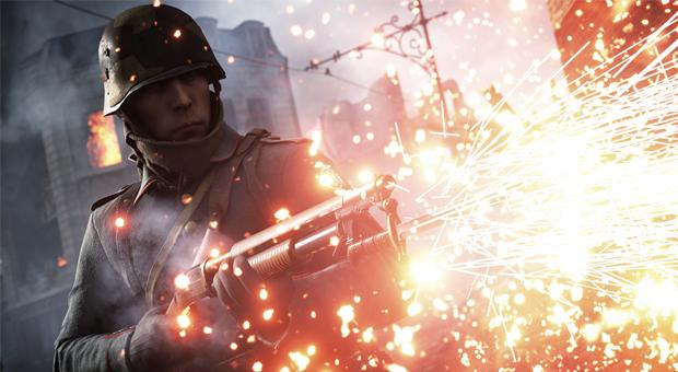 کرک نهایی بازی Battlefield 1
