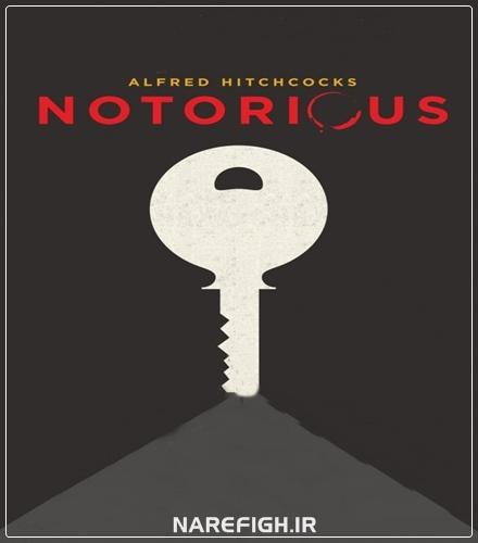 دانلود فیلم سینمایی Notorious 1946 با لینک مستقیم