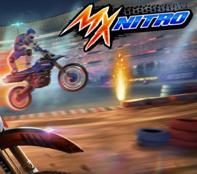دانلود کرک بازی MX Nitro