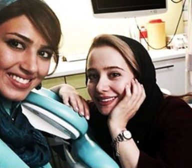 متن تبریک تولد الناز حبیی برای دکتر دندانپزشکش + عکس - مجله فارسی