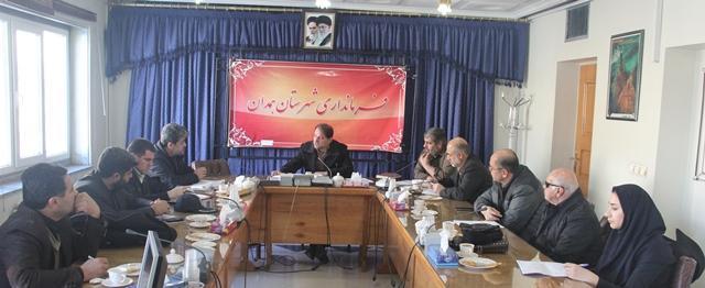 مجتبی زارعی -سرپرست معاونت سیاسی اجتماعی فرمانداری شهرستان همدان