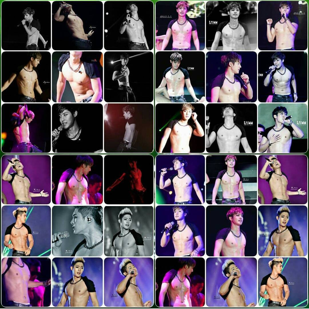 S.e.x.y Body of Kim Hyun Joong