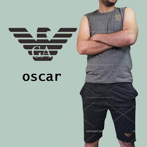 ست رکابی شلوارک مردانه Emporio Armani Oscar