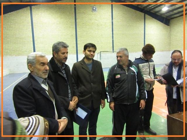 کسب مقام نائب قهرمانی در مسابقات جام فجر قورچی باشی