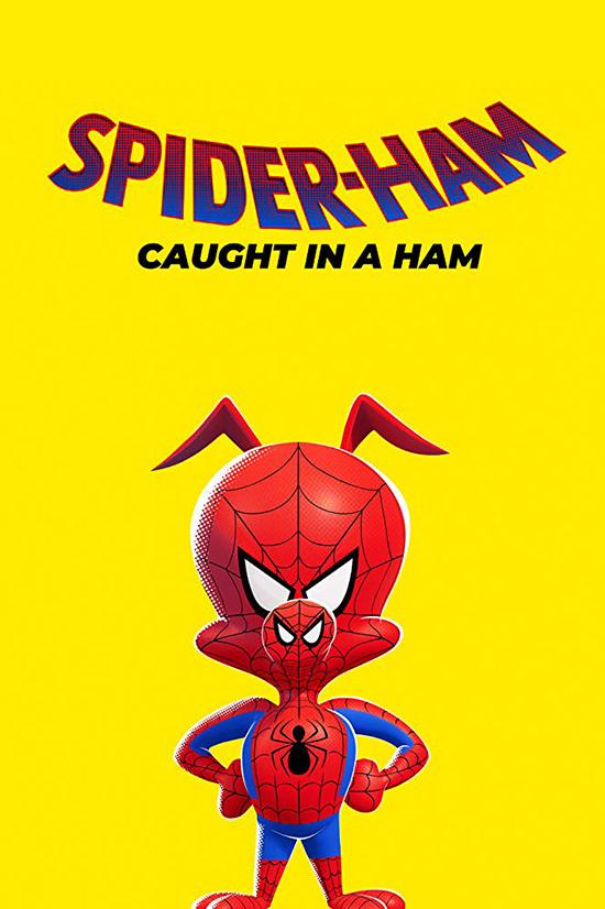 دانلود انیمیشن خوک عنکبوتی - Spider-Ham Caught In A Ham 2019