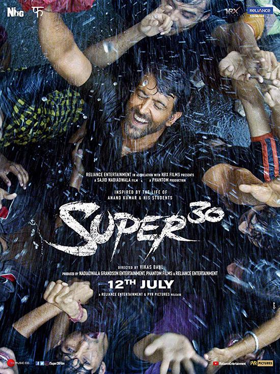 دانلود فیلم سوپر 30 - Super 30 2019