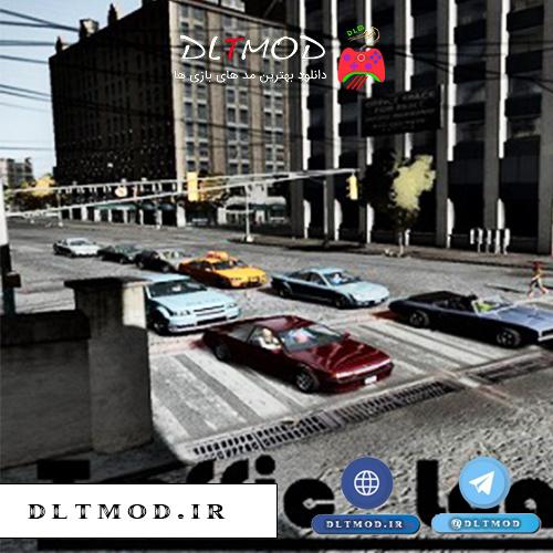 دانلود مد Traffic Load برای برطرف کردن مشکل تکراری بودن خودروها در GTA IV