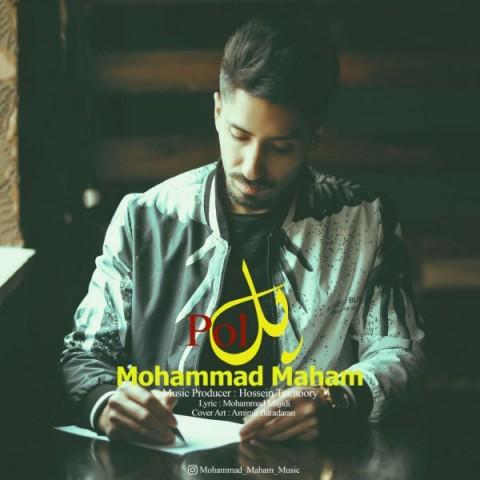 دانلود آهنگ جدید محمد مهام به نام پل