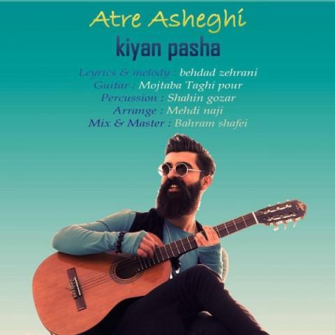 دانلود آهنگ جدید کیان پاشا به نام عطر عاشقی