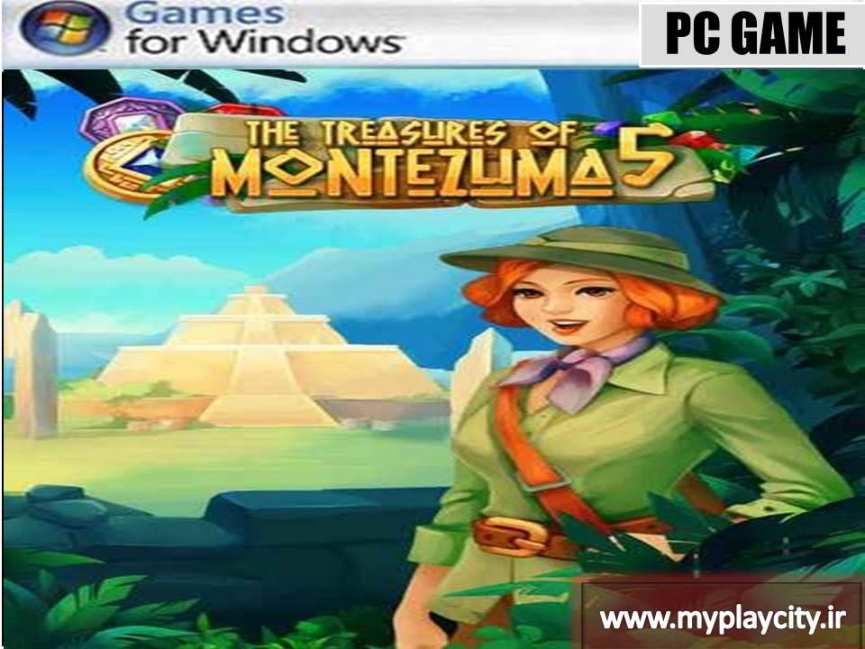دانلود بازی The Treasures of Montezuma 5 برای کامپیوتر
