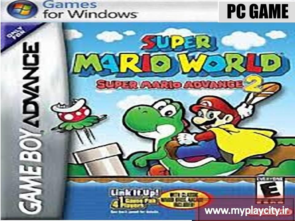 دانلود بازی super mario world سگا برای کامپیوتر