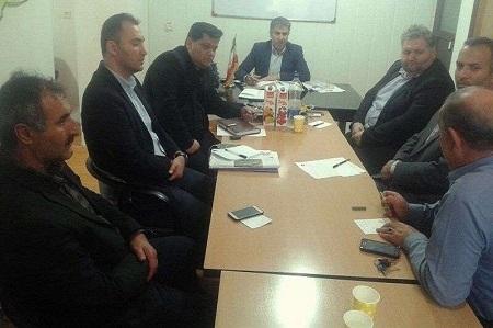 هیات رئیسه شورای اسلامی شهرستان آستارا مشخص شد