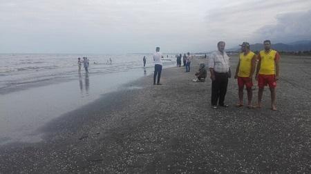 آب مصارف بهداشتی طرح ساحلی صدف آستارا تامین شد