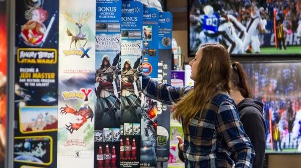 سیاستمدار آمریکا تصمیم فروشگاه والمارت برای حذف تبلیغات بازیهای ویدیویی را احمقانه خواند