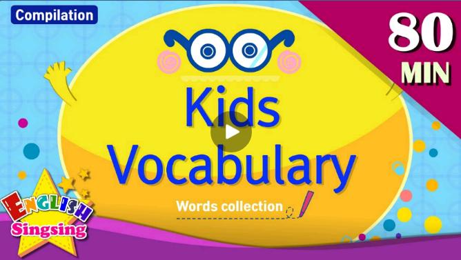 80 دقیقه آموزش انگلیسی مقدماتی (کودکان)