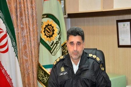 سارقان موتورسیکلت در تالش دستگیر شدند