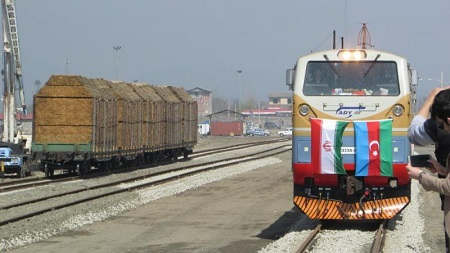 زیرساختهای بازرسی کالا در راهآهن آستارا فراهم شود