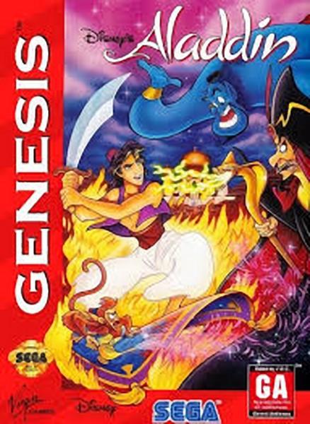 دانلود بازی علائدین سگا Aladdin برای کامپیوتر