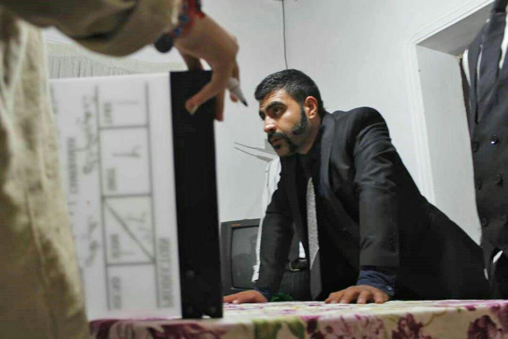 ساخت فیلم کوتاه «حکم لازم» در انجمن سینمای جوان لاهیجان