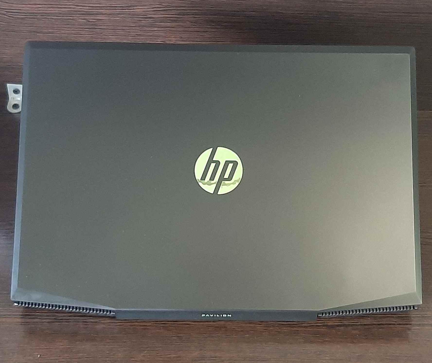 لپ تاپ استوک اچ پی مدل HP Pavilion Gaming 15 با مشخصات i5-8gen-16GB-1TB-Optane-4GB-nvidia-GTX-1050