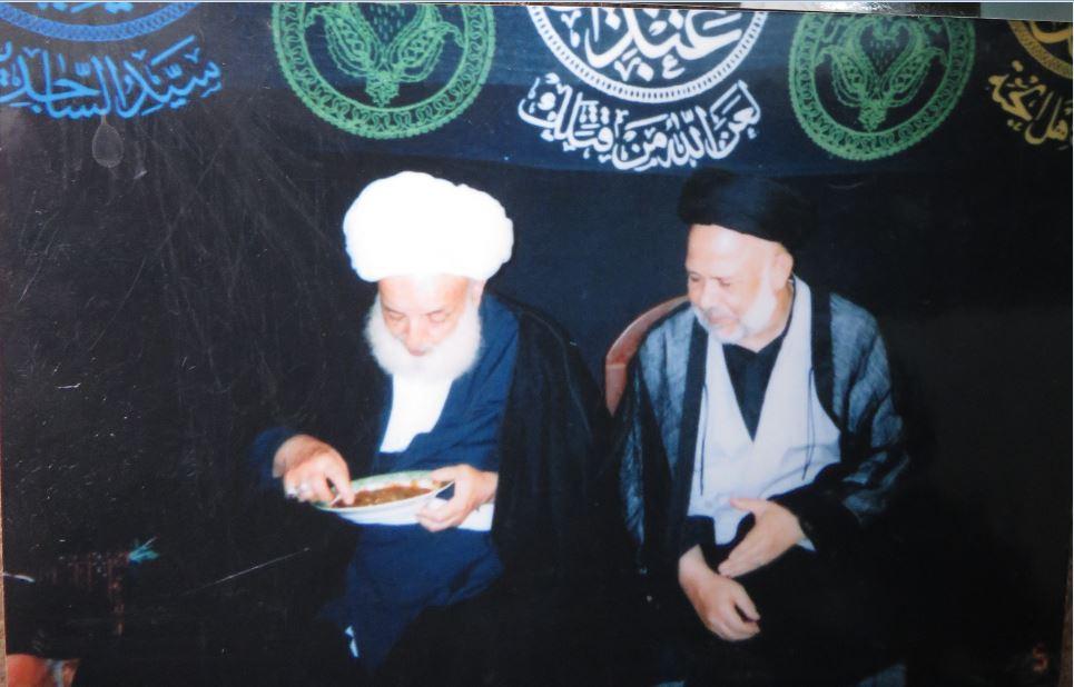 راز محبوبیت آیت الله مجتهدی تهرانی عترتنا