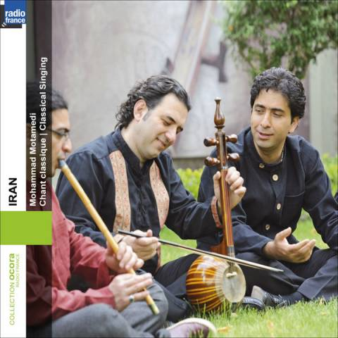 آلبوم محمد معتمدی به نام آواز کلاسیک ایران