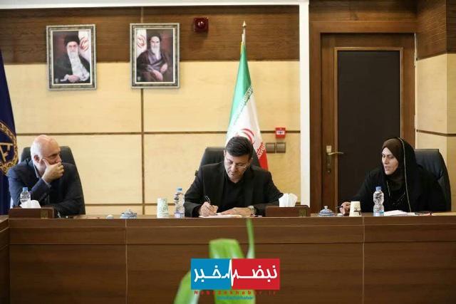 گزارش تصویری جلسه شورای معاونین شهرداری رشت به ریاست شهردار رشت