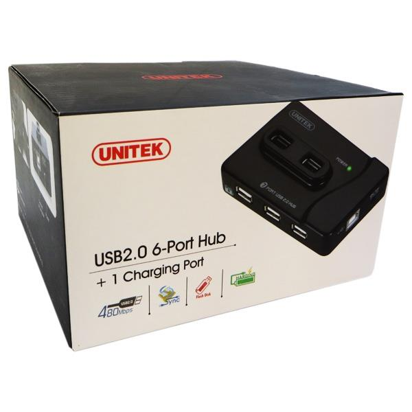 Unitek Y-2072 6Port USB 2.0 HUB unitek y-2072 6port usb 2.0 hub Unitek Y-2072 6Port USB 2.0 Hub Unitek Y 2072 6Port USB 2 0 Hub