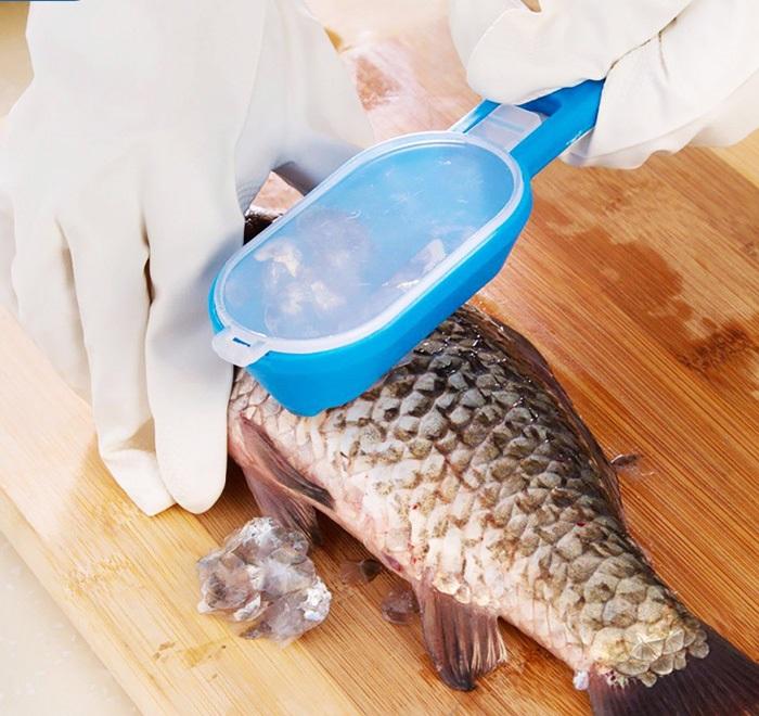 دستگاه پوست کن ماهی