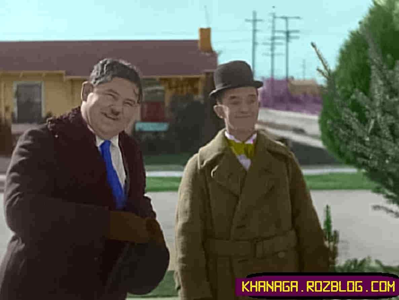 لورل و هاردی - تجارت بزرگ