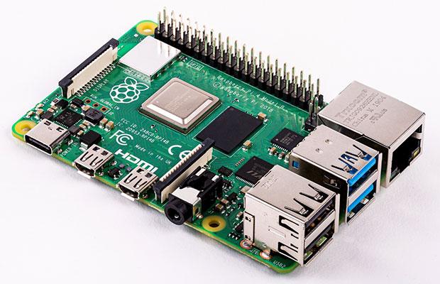 Next-Gen Raspberry Pi 4 Packs Power Plus Potential