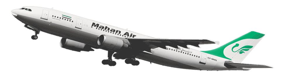 قیمت بلیط هواپیما مشهد به تهران ماهان