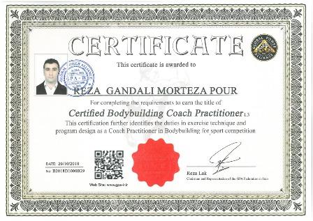 reza ghandali bodybuilding