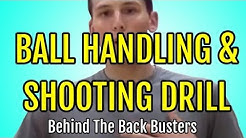 """Ball Handling"" and ""Shooting"": ""Basketball Training"" Drills, Skills, Tips, and Workouts For Free!"
