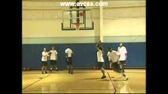 Baseline Shooting Drill for Youth Basketball